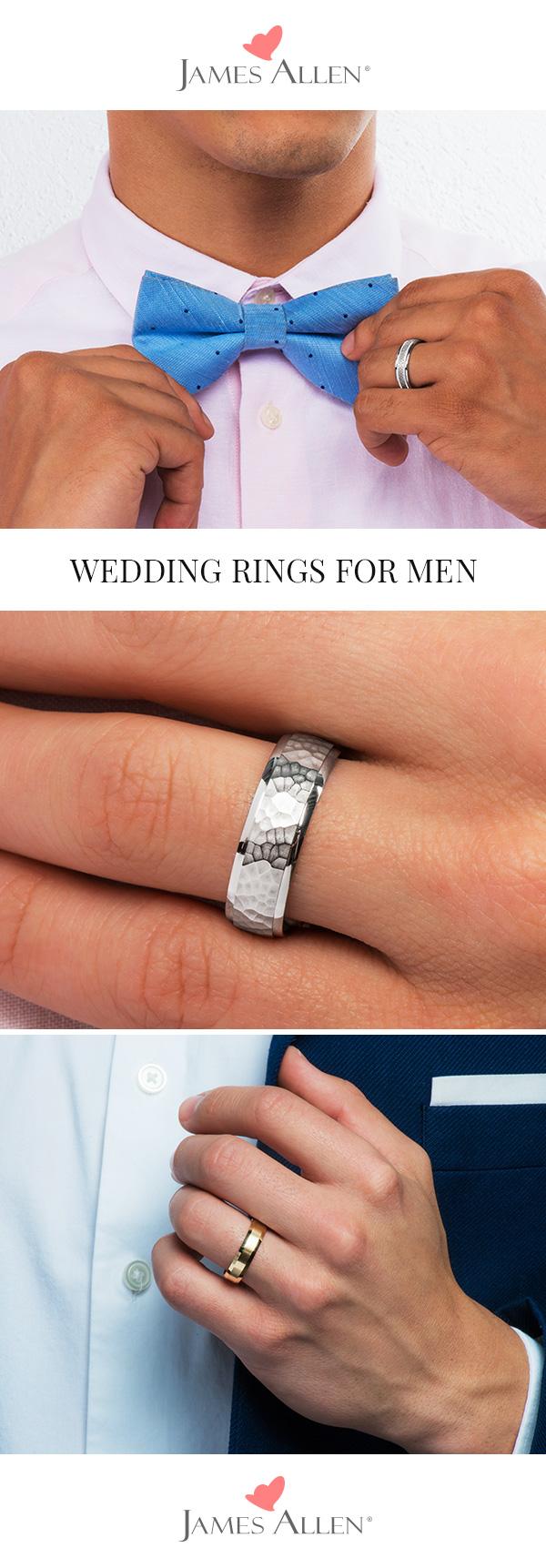 wedding rings for men pinterest pin