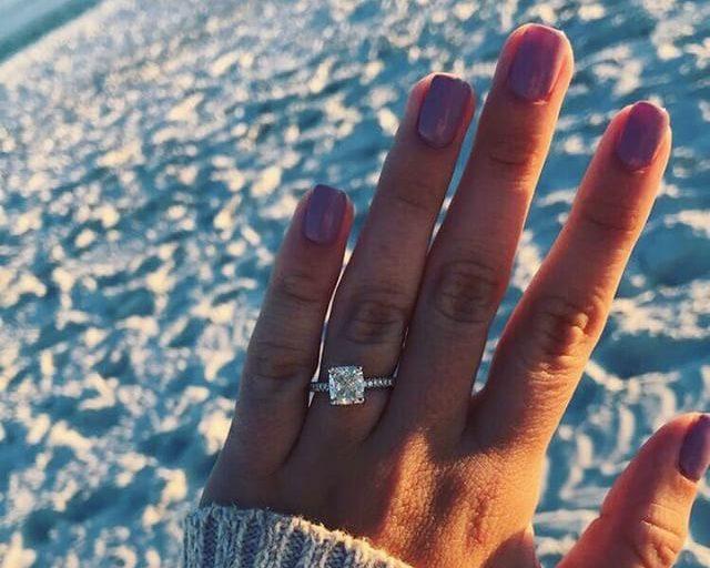 Engagement Rings Trending on Pinterest