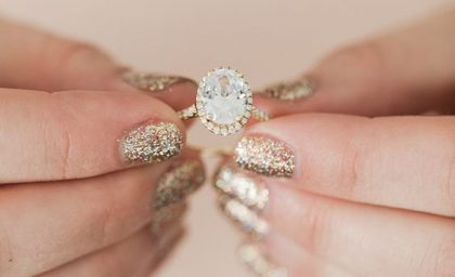 Engagement Rings 101 As Seen On Pinterest