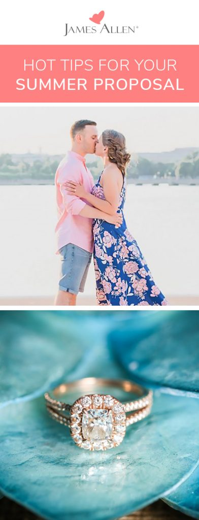 summer proposal tips pin pinterest