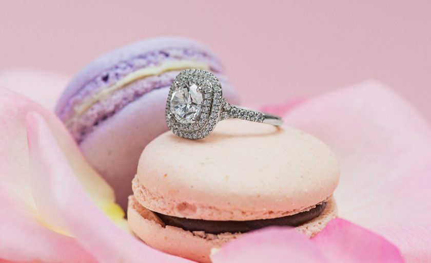 Double Halo Engagement Rings: Twice the Ice