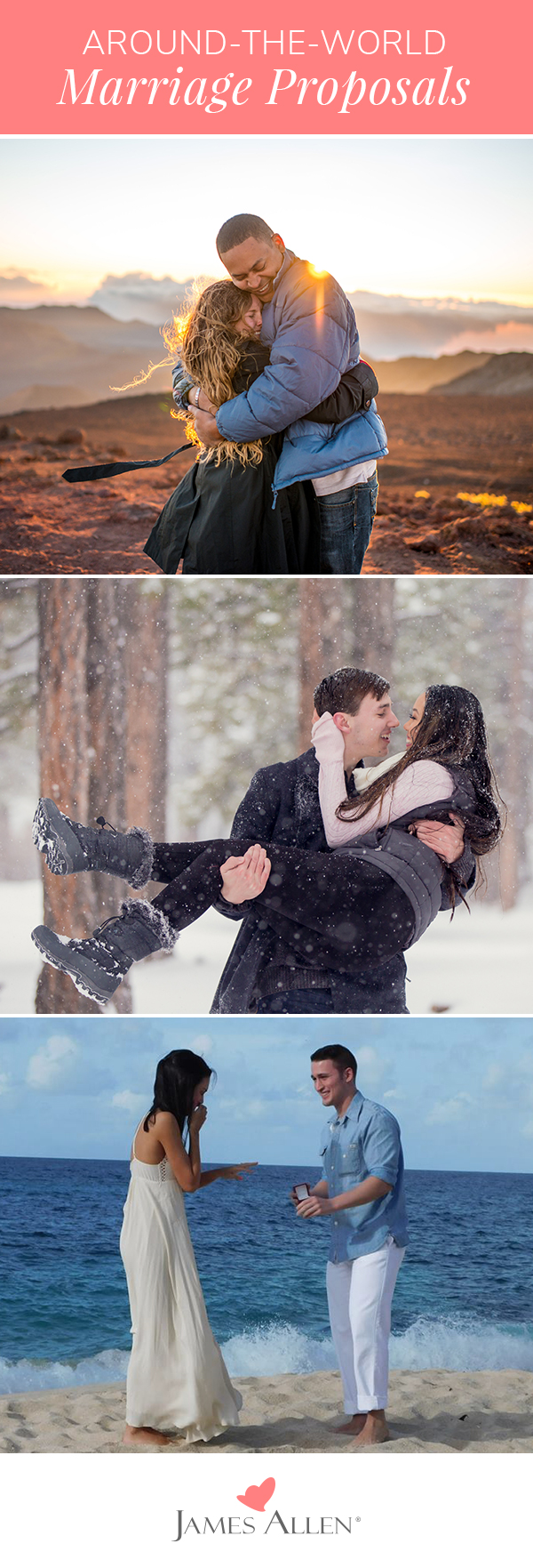 around-the-world marriage proposals pinterest pin