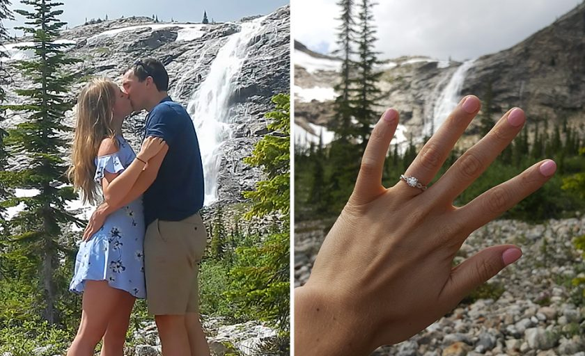 Around-the-World Marriage Proposals: GP-Yes!