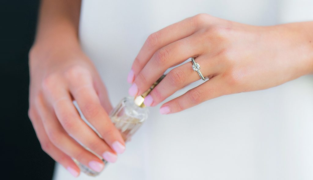 diamond custom engagement rings under $3,000
