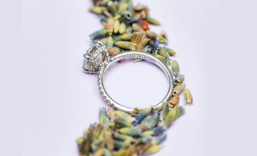 Engagement Ring Engraving Ideas