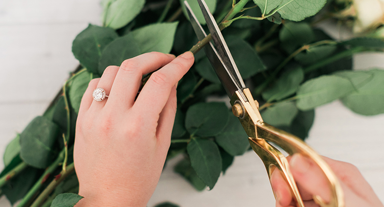 finding her engagement ring style how she rolls