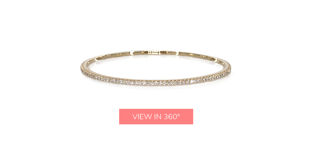 gold bangle diamond bracelets