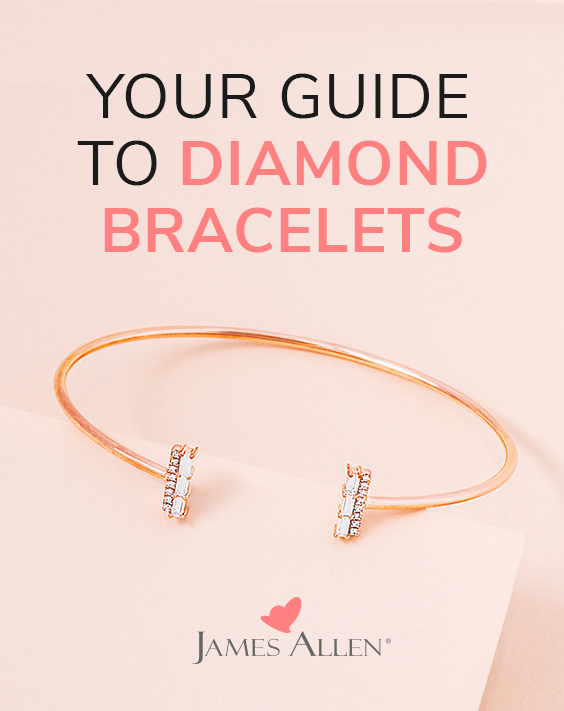 guide to diamond bracelets pin pinterest