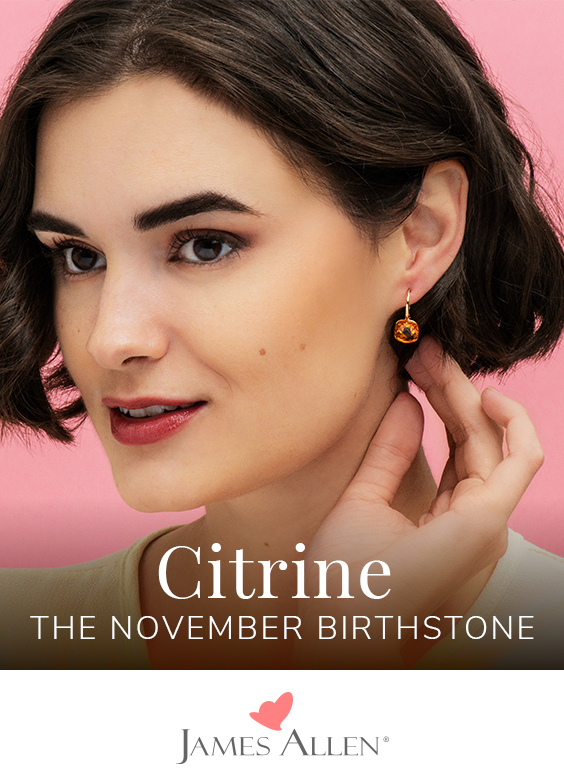 november birthstone citrine pinterest pin
