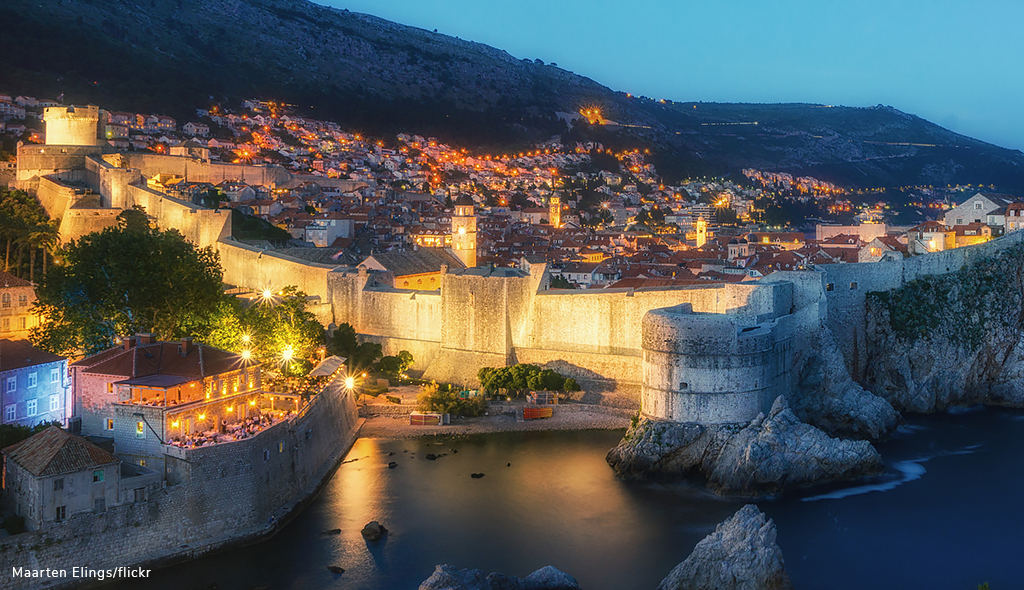 places to propose old town dubrovnik