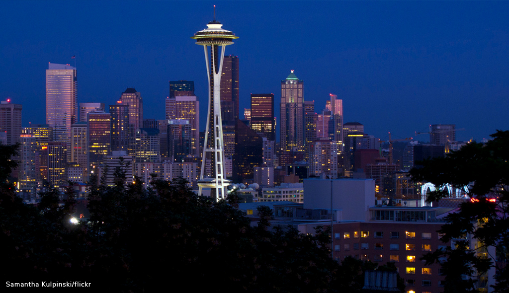 places to propose space needle seattle