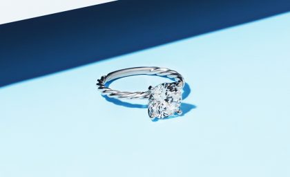 Our Top 10 Solitaire Engagement Rings