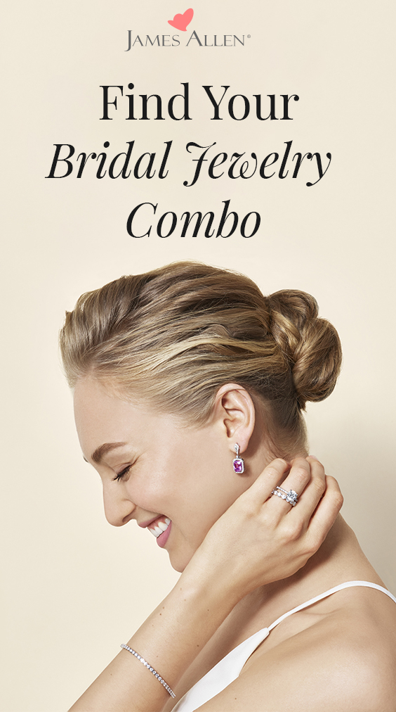 bridal jewelry sets pin pinterest