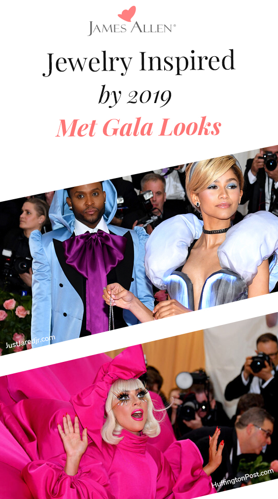 met gala looks camp jewelry pin pinterest