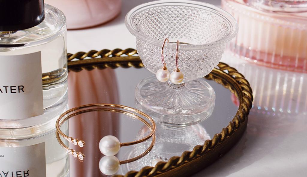 Pearl  June Birthstone Jewelry