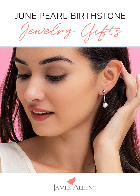june pearl birthstone jewelry gifts pin pinterest