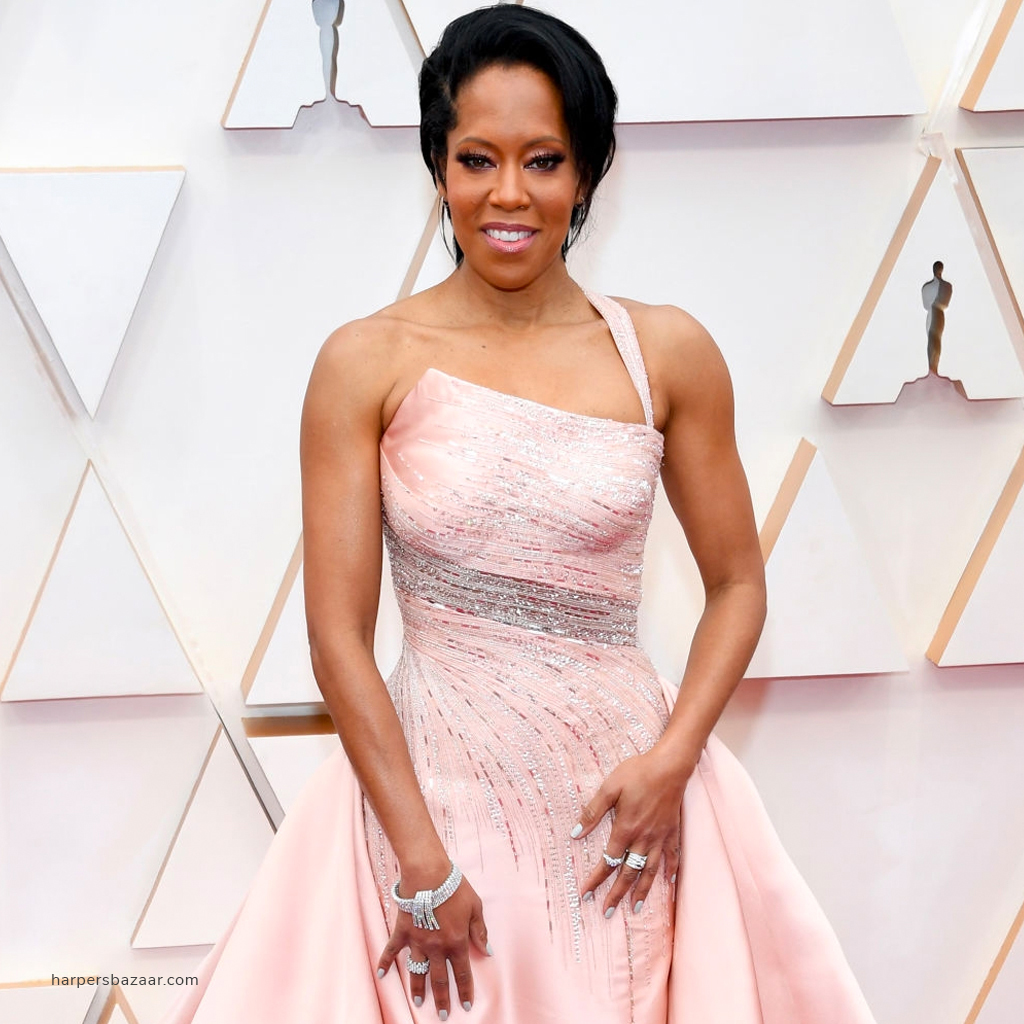 Regina King: Harry Winston