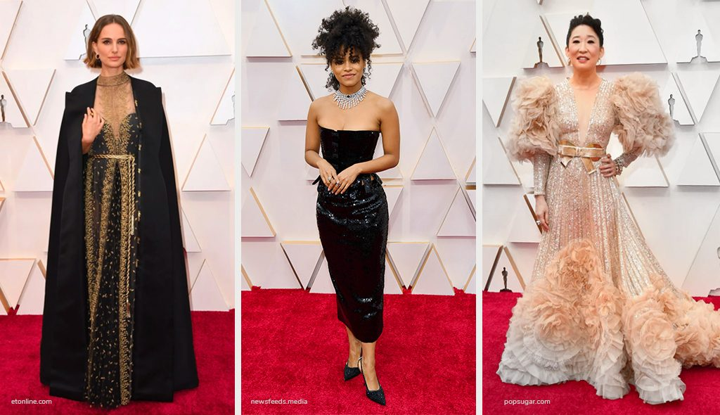 The 2020 Oscars red carpet was sparkling with incredible jewelry worn by the hottest stars
