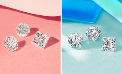 Earth-Created vs. Lab-Grown Diamonds: A Guide