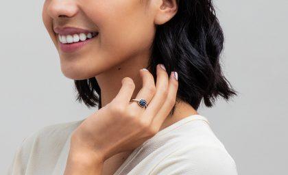 Sapphire Rings: Something New, Something Blue