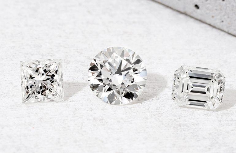 lab-grown diamonds