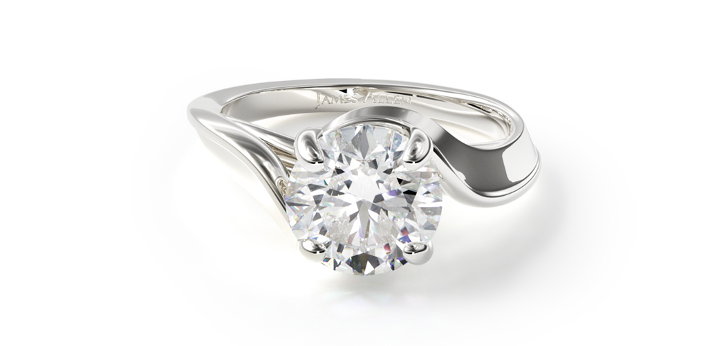 Bypass Tension Engagement Ring