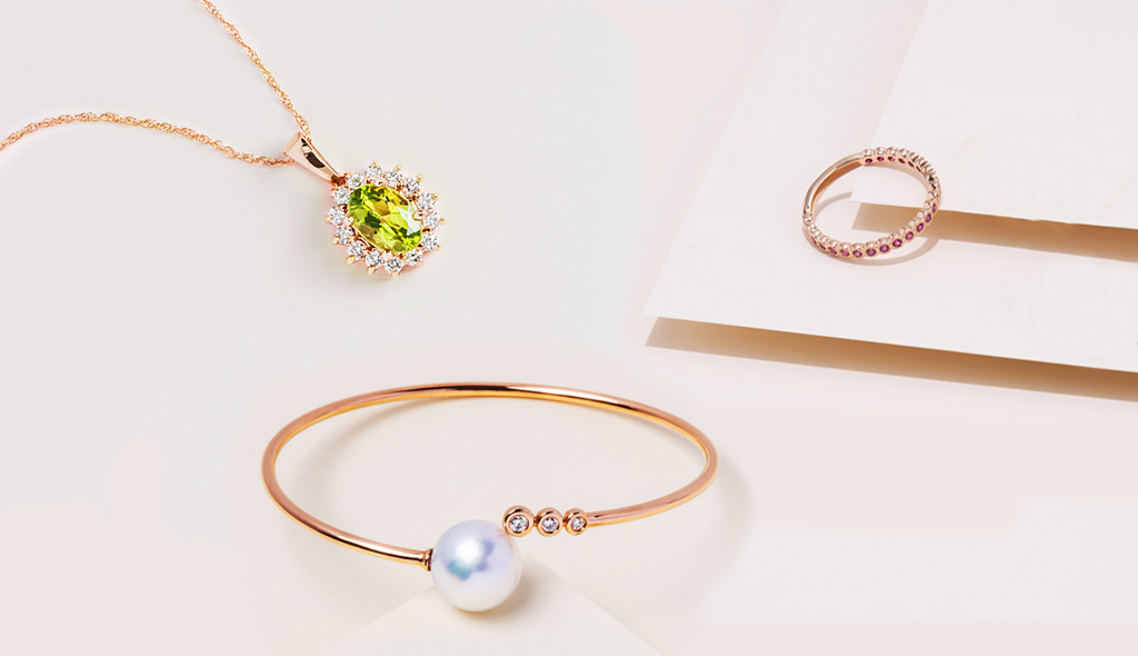 Rose Gold Jewelry Pieces You'll Never Want To Take Off