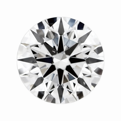 1.12 Carat Round Diamond True Hearts™ Diamond