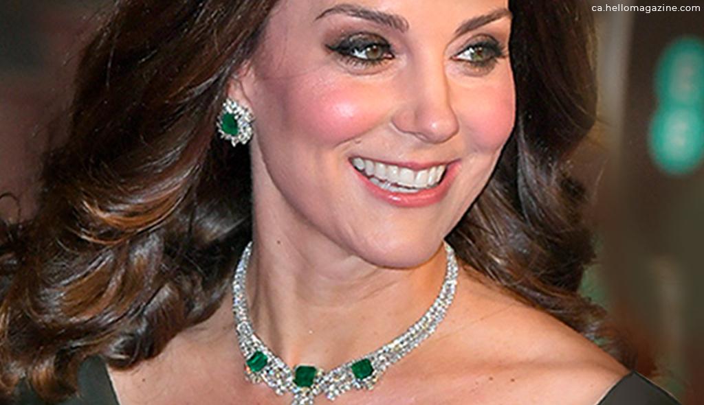 Kate-Middleton-Wearing-Emerald-Necklace