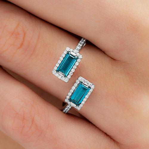 8306812W14 topaz ring gemstone jewelry blog